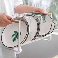 ที่วางจานชามสามช่อง-Wood-Japanese-Style-สีขาว