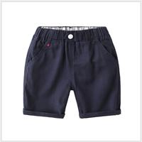 กางเกงเด็กขาสั้น-WAPYPY-สีกรม