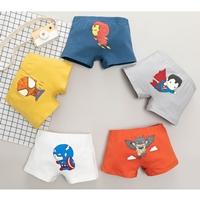 กางเกงในเด็ก-Box-set-ลาย-Super-Hero(เซต-5-ตัว)