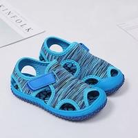 รองเท้ารัดส้น-Beach-Shoes-สีฟ้า
