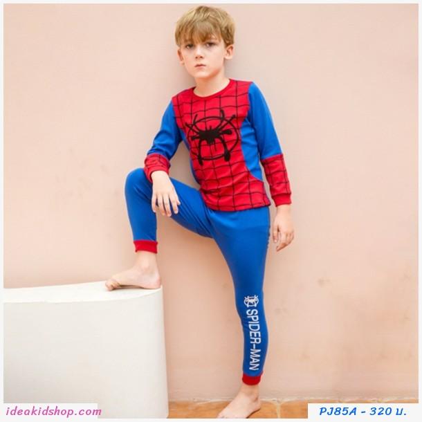ชุดนอนเด็ก ลาย Spiderman
