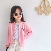 เสื้อคลุมคาร์ดิแกน-ลาย-Disney-สีชมพู