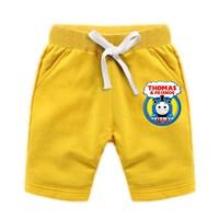 กางเกงเด็กขาสั้น-Thomas-and-Friends-สีเหลือง
