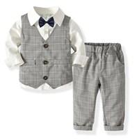 ชุดเสื้อกางเกง_เสื้อกั๊กออกงาน-สีขาว(เซต-3-ชิ้น)