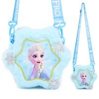 กระเป๋าสะพาย-Frozen-Elsa-สีฟ้า