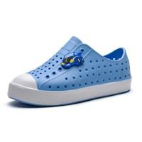 รองเท้าแฟชั่นเด็กสไตล์-Native-สีฟ้า