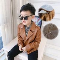 เสื้อแจ็คแก็ตหนังซิปสุดเท่-สไตล์เกาหลี-(ตำหนิ)