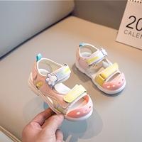 รองเท้ารัดส้น-soft-sole-beach-shoes-สีชมพู