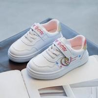 รองเท้าผ้าใบแฟชั่นแต่งกากเพชร-Frozen-Elsa-สีขาว