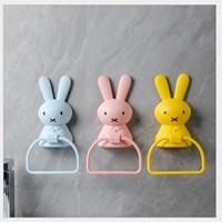 ที่แขวนผ้าเช็ดมือ-กระต่ายน้อย(เซต-3-ตัว)