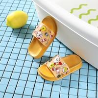 รองเท้าแตะแฟชั่นกุ๊กไก่-สีเหลือง