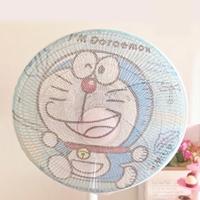 ตาข่ายคลุมพัดลม-Doraemon