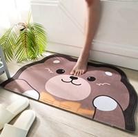 พรมเช็ดเท้า-Non-Slip-Bathroom-Mat-ลายหมี