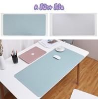 แผ่นรองเมาส์-รองโต๊ะ-Double-sided--Desk-pad-PU-แบบ-A