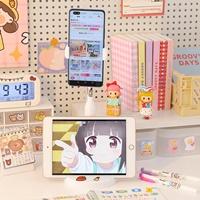 ที่ตั้งมือถือ-Tablet-Cute-mobile-phone-holder-สีขาว