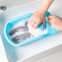 Washboard--บอร์ดซักถุงเท้า-ชุดชั้นใน-ชุดเด็ก-สีฟ้า