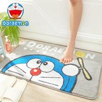 พรมเช็ดเท้า-Microfiber-ลายหลัง-Doraemon-D