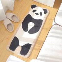 พรมตกแต่งห้อง-พรมนั่งเล่น-carpet-cute-ลายแพนด้า