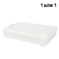กล่องเก็บไข่-24-ช่อง-สีขาว(1-แถม-1)