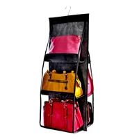 ที่จัดระเบียบกระเป๋า-Handbag-Organiser-สีดำ(1-แถม-1)