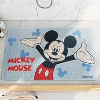 พรมรองกันลื่น-แผ่นรองกันลื่นในห้องน้ำ-ห้องครัว-ลาย-Mickey