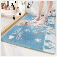 พรมรองกันลื่น-แผ่นรองกันลื่นในห้องน้ำ-ห้องครัว-ลาย-Frozen
