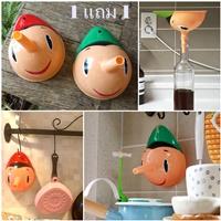 กรวยพลาสติก-พินอคคิโอ--Pinocchio-long-nose(1-แถม-1)